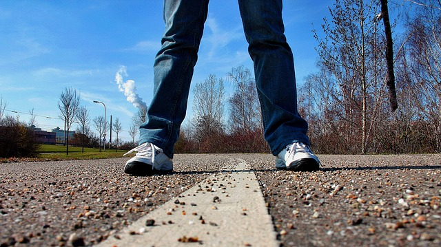 Diabetes: stand on your own two feet