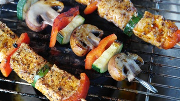 summer barbecue food