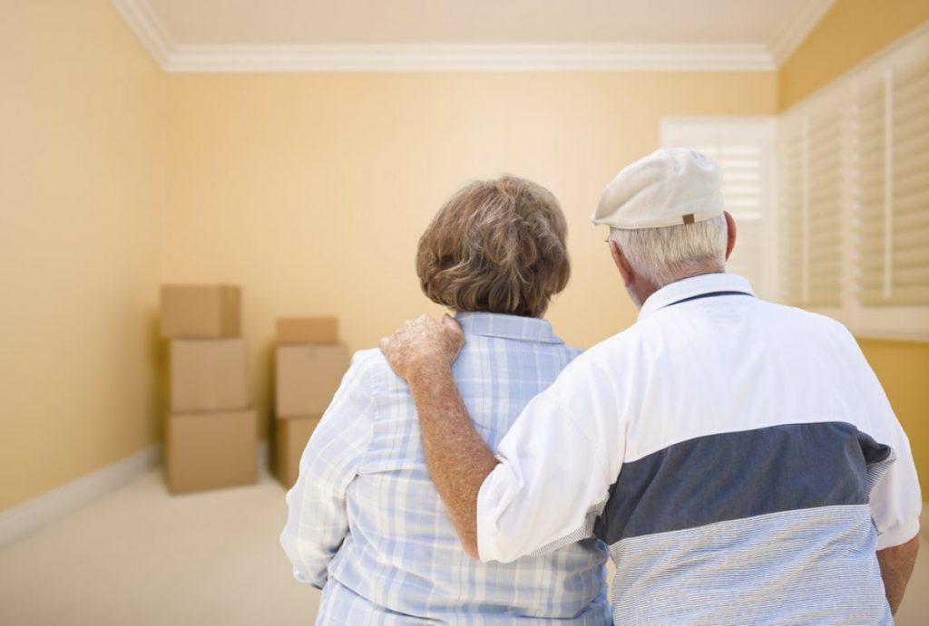 5 Tips for Senior Downsizing