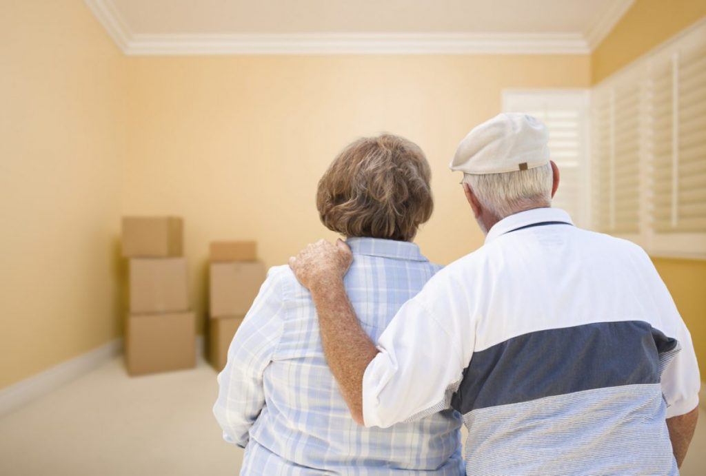 5 Tips for Senior Downsizing