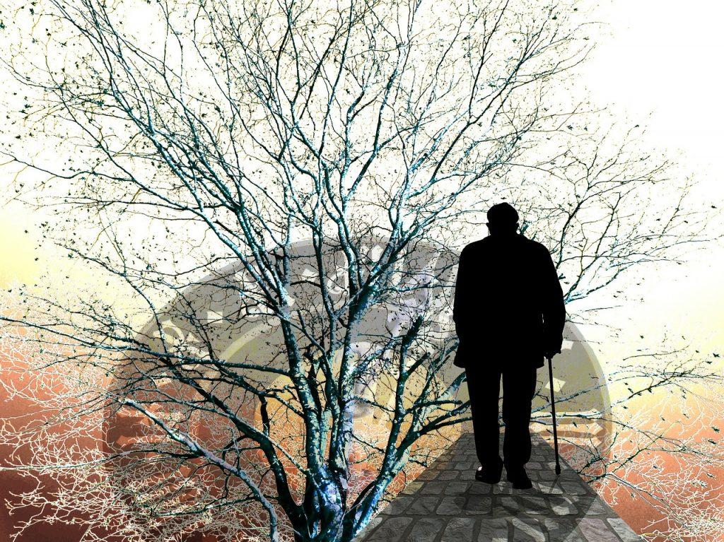 Alzheimer's leave home