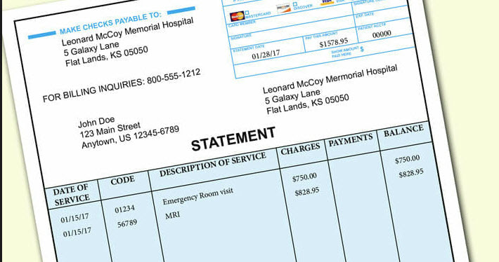 surprise medical billing